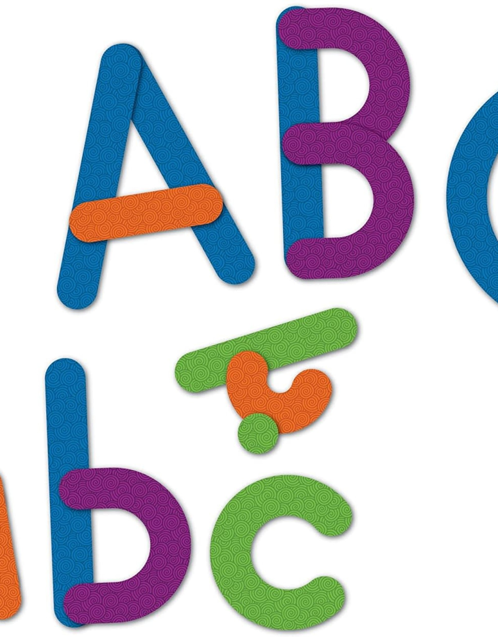 Learning Resources Giant Magnetic Letter Construction