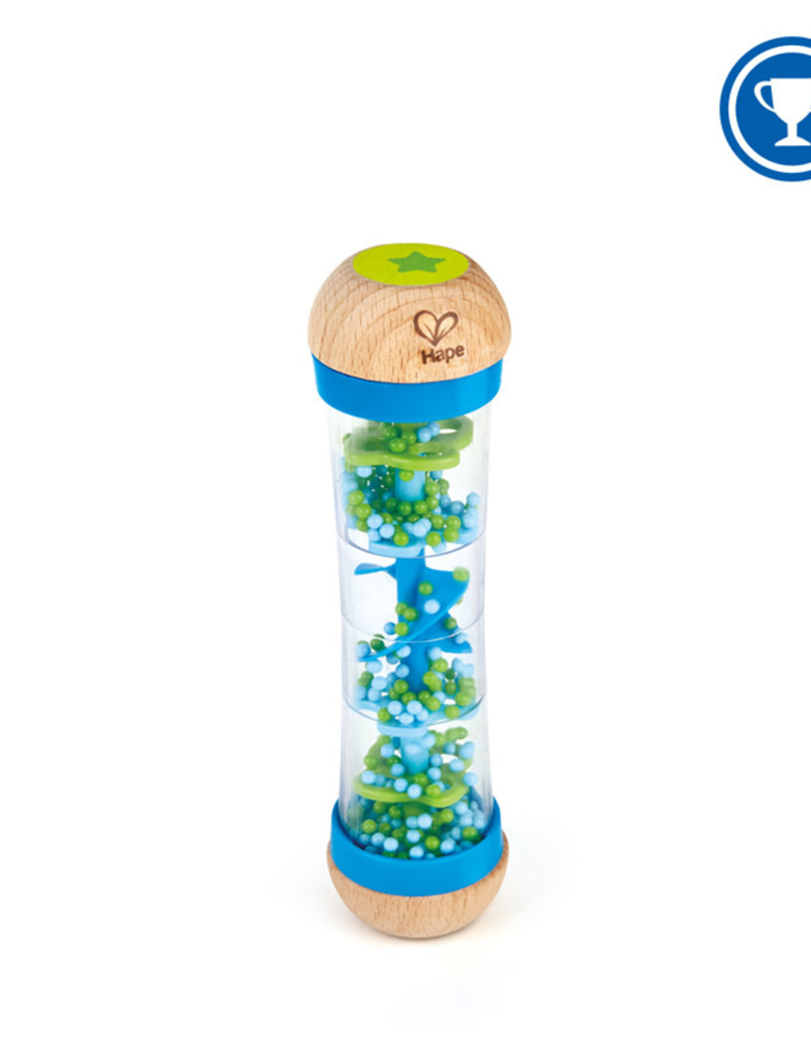 Hape Toys Beaded Raindrops - Blue