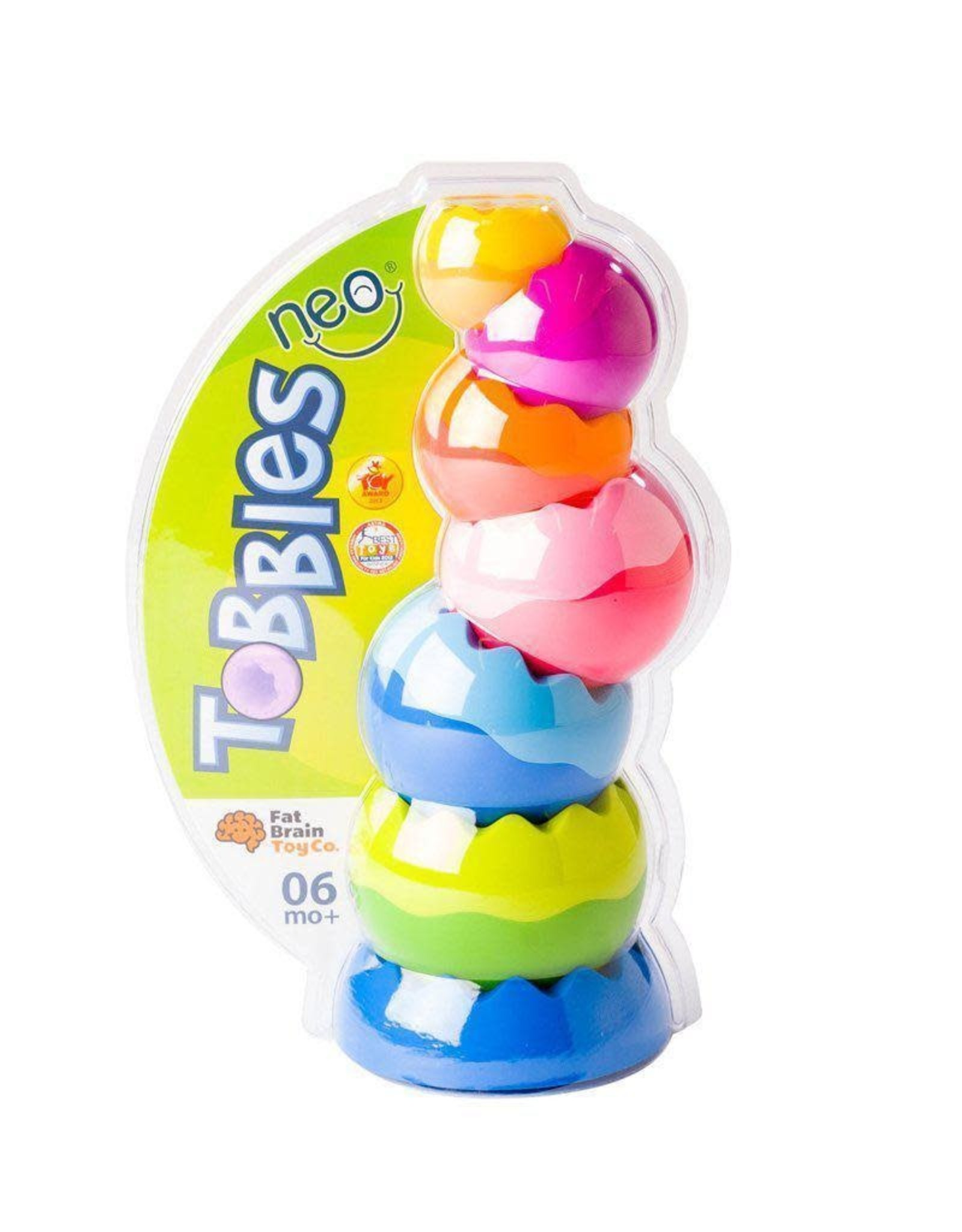 Fat Brain Toy Co. Topples Neo