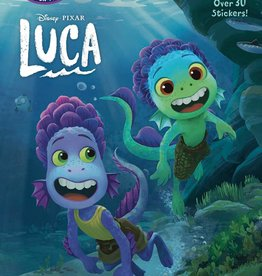 Step Into Reading 3: Luca - A Sea Monster Story