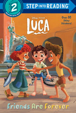 Step Into Reading 2: Luca - Friends Are Forever