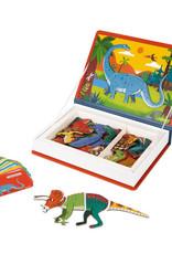 Janod Janod Magneti'Book Dinosaurs