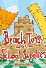 Beach Toys vs School Supplies
