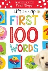 Scholastic Lift the Flap First 100 Words