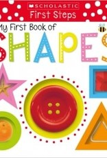 Scholastic My First Book of Shapes: Scholastic Early Learners