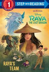 Step Into Reading 1: Raya's Team