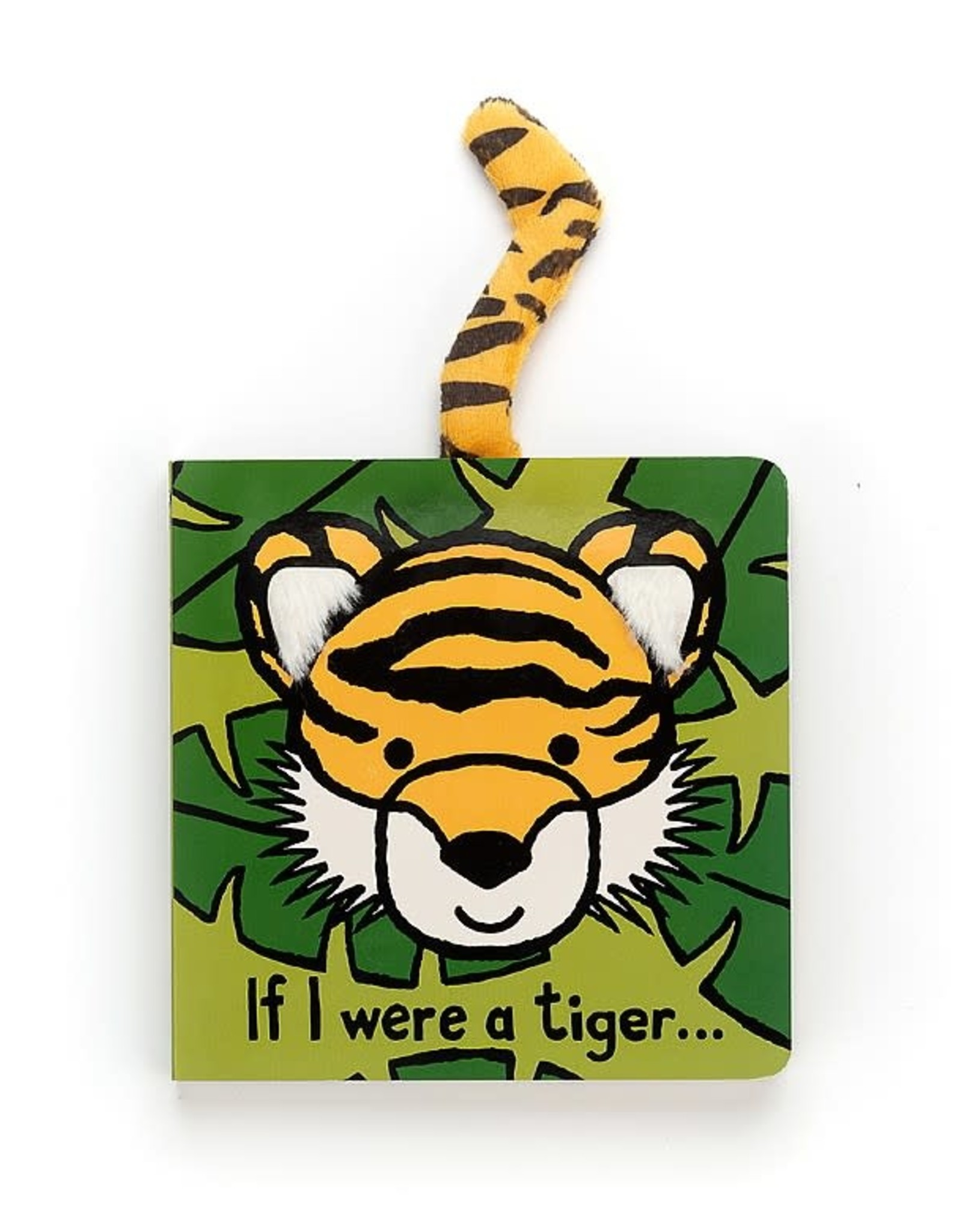 Jellycat If I Were a Tiger