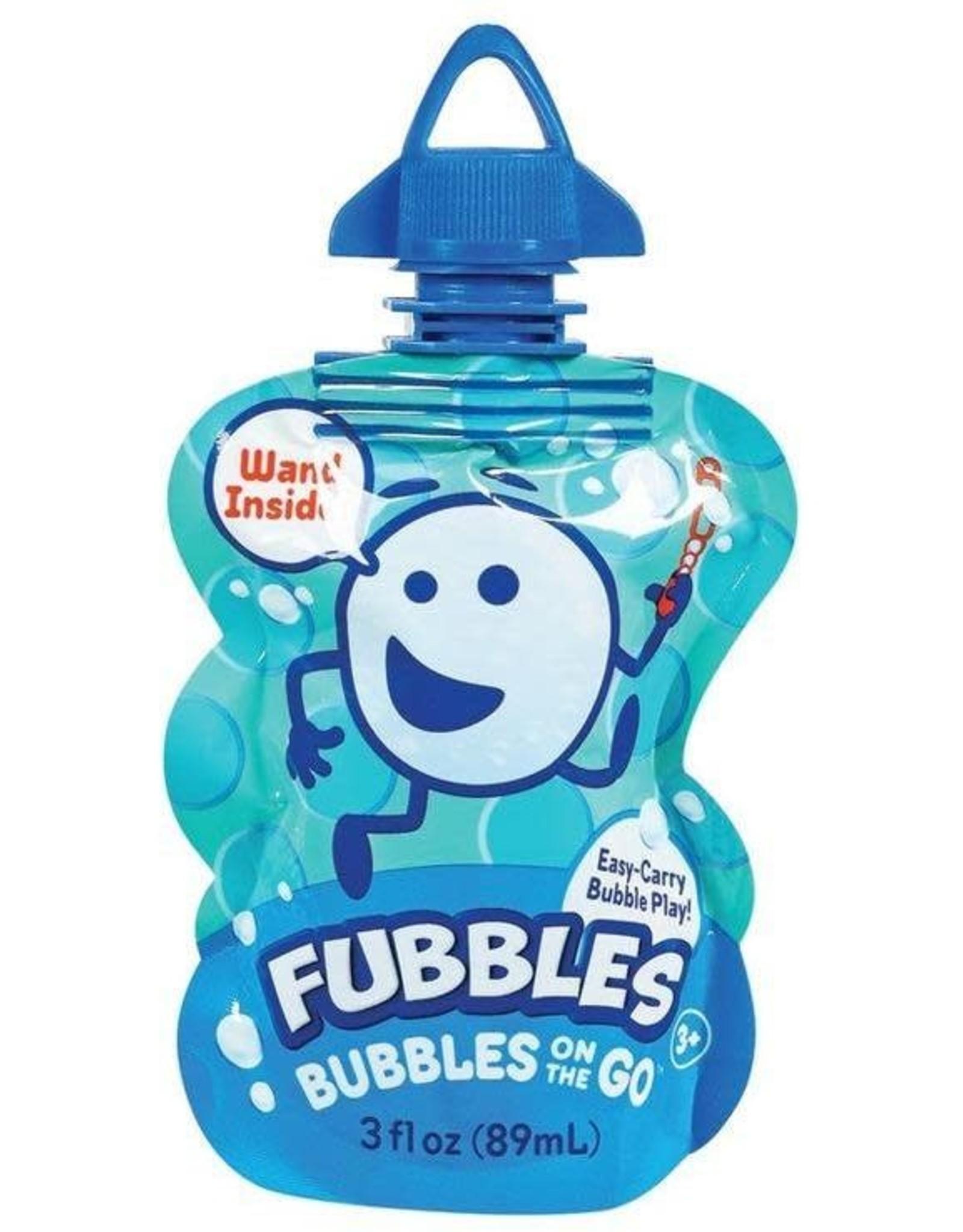 Little Kids Inc. Fubbles Bubbles On the Go