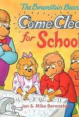 Berenstain Bears Come Clean for School
