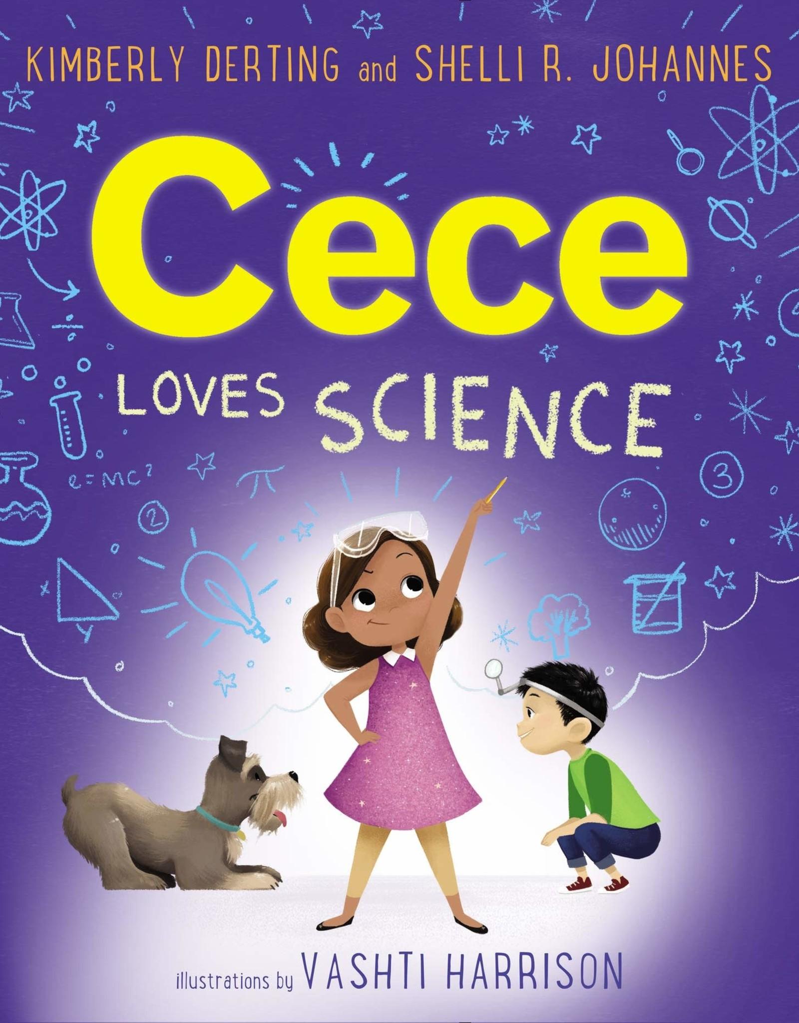 Cece Loves Science