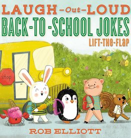 Laugh-Out-Loud Back to School Lift the Flap Jokes