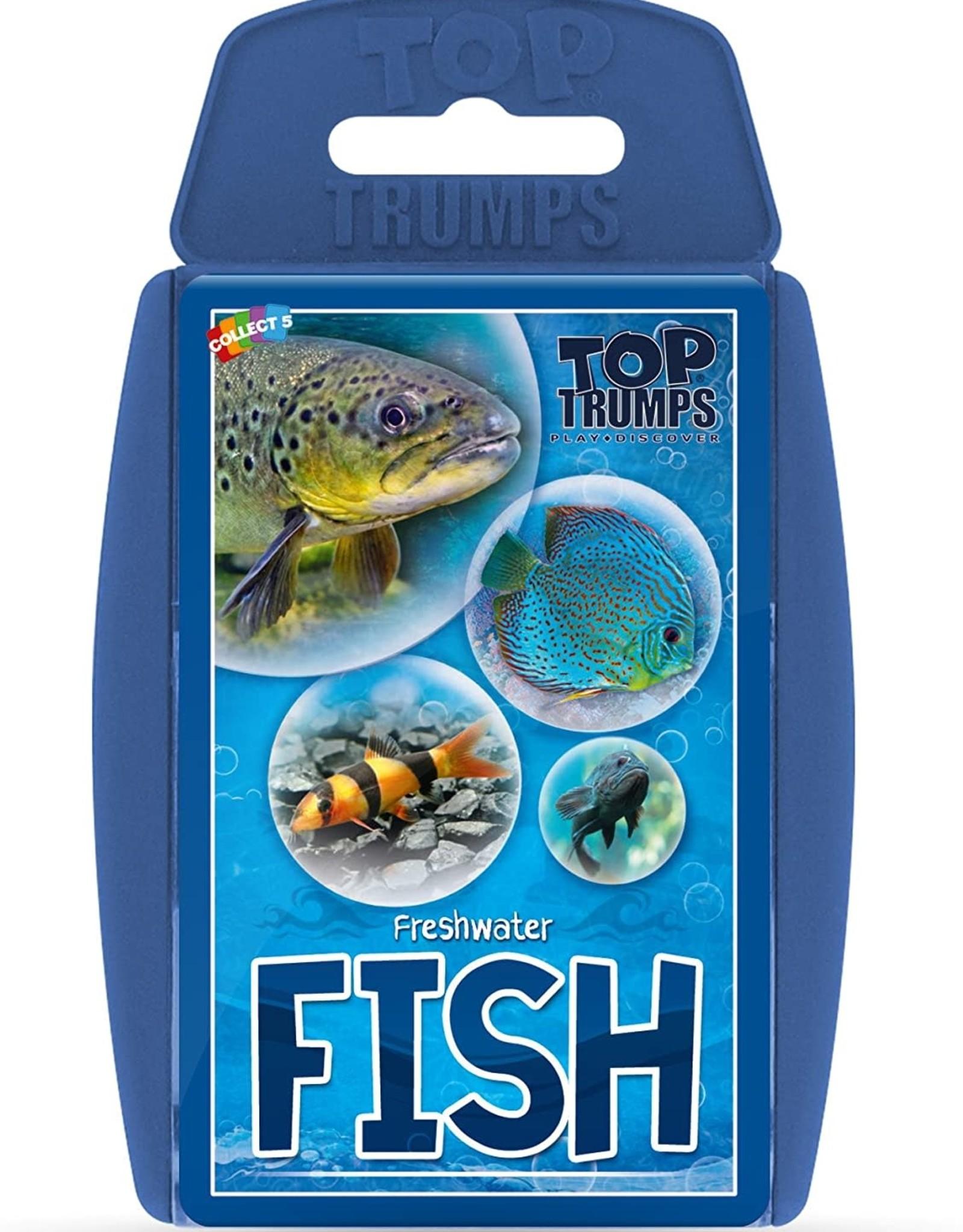 Top Trumps Top Trumps: Freshwater Fish