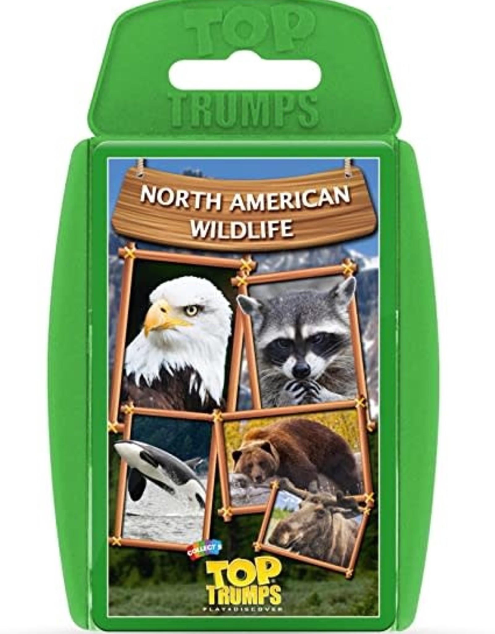 Top Trumps Top Trumps: North American Wildlife