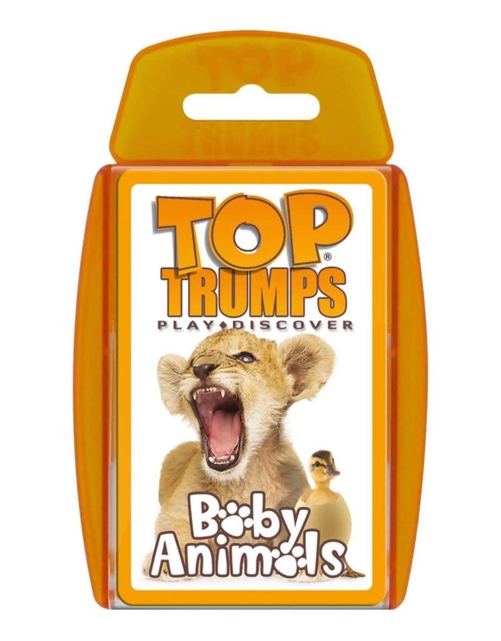 Top Trumps Top Trumps: Baby Animals
