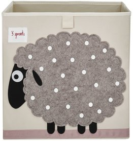 3 Sprouts Toy Storage Box