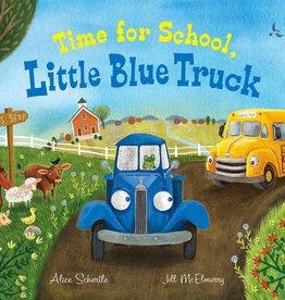 Time for School Little Blue Truck
