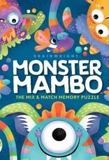 Brainwright Monster Mambo: Mix & Match Memory Puzzle