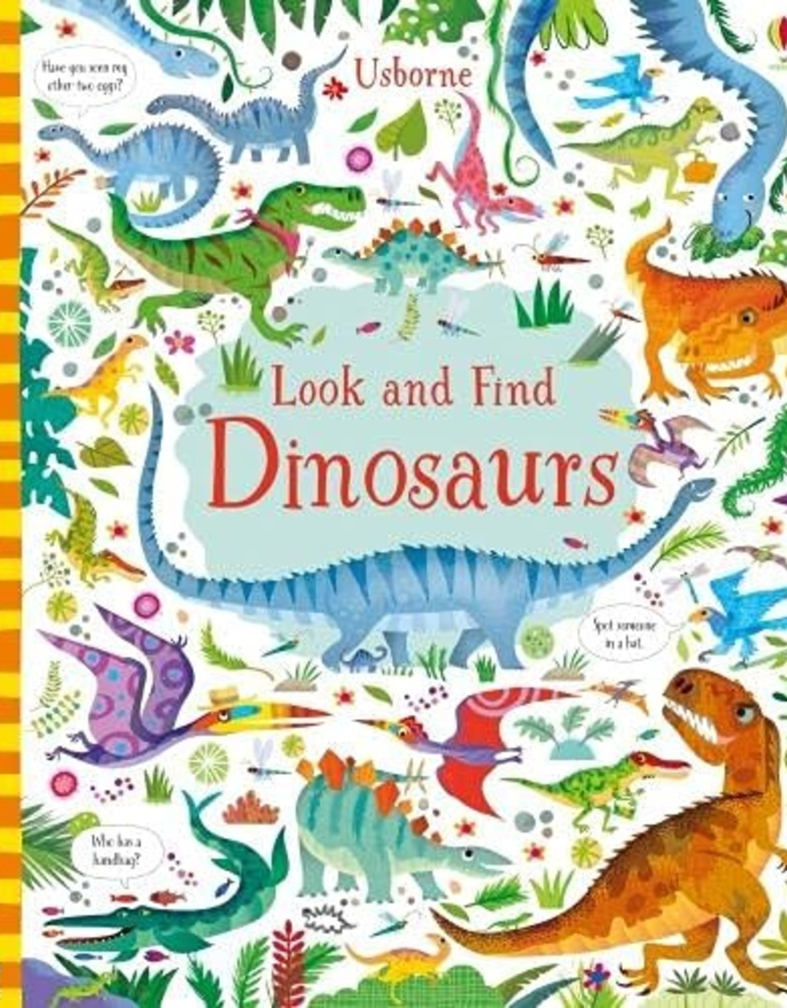 Usborne Look and Find Dinosaurs