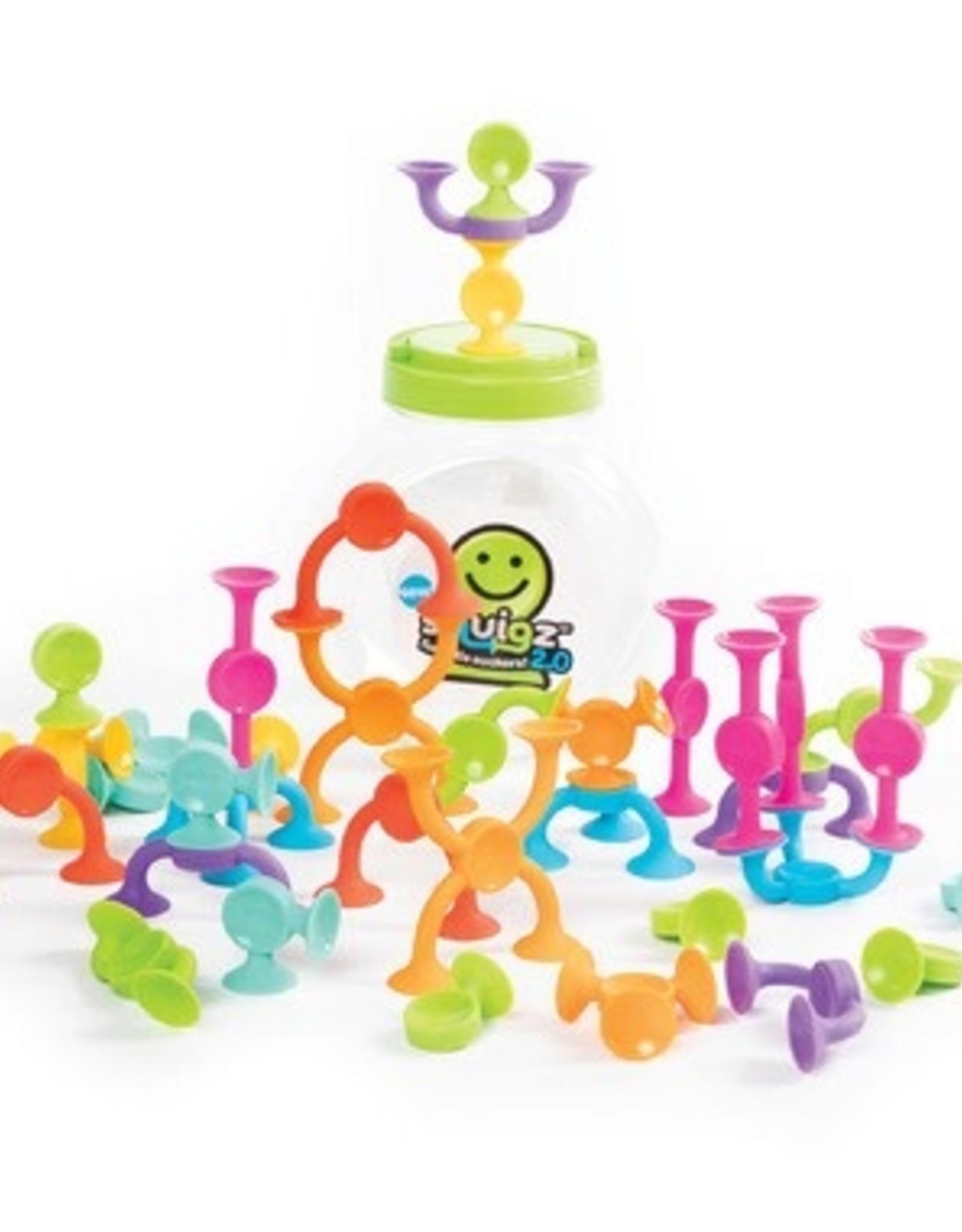 Fat Brain Toy Co. Squigz 2.0