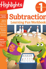 Highlights First Grade Subtraction