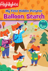 Highlights My First Hidden Pictures: Balloon Search