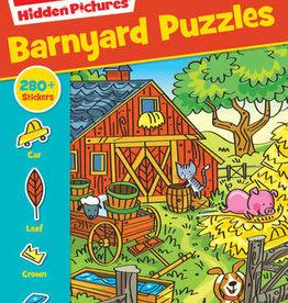 Highlights Hidden Pictures: Barnyard Puzzles