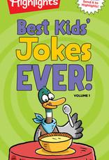 Highlights Best Kids Jokes Ever! Volume 1