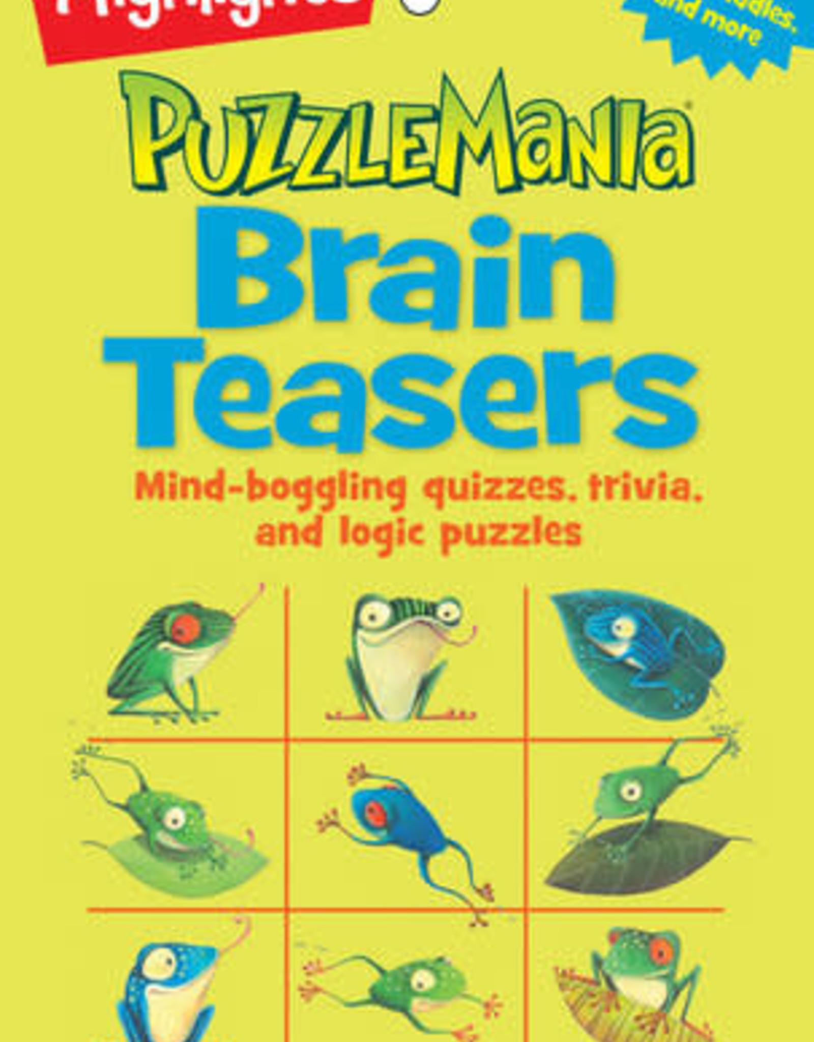 Highlights Brain Teasers