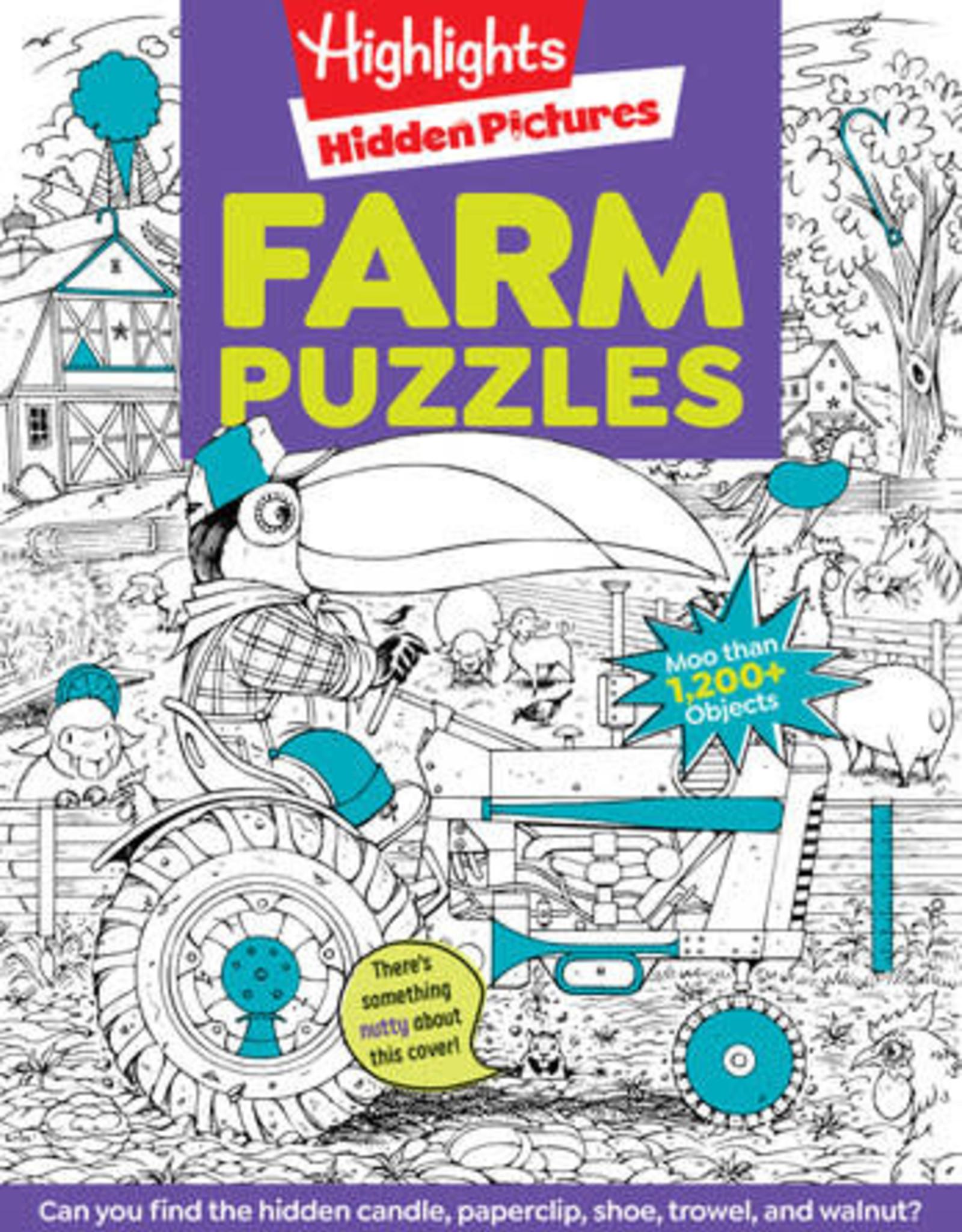 Highlights Farm Puzzles