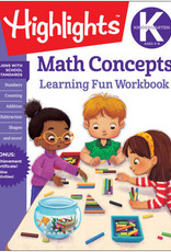 Highlights Kindergarten Math Concepts