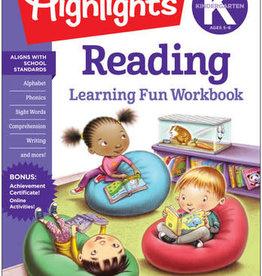 Highlights Kindergarten Reading