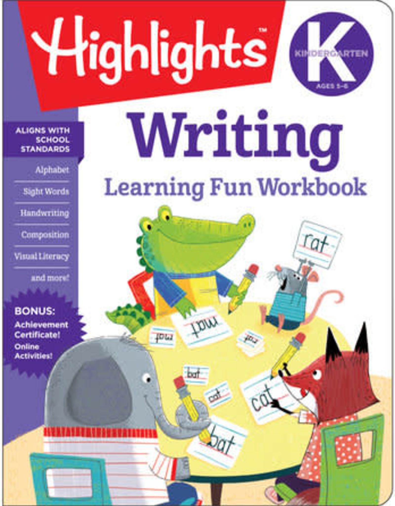 Highlights Kindergarten Writing
