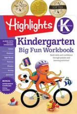 Highlights Kindergarten Big Fun Workbook