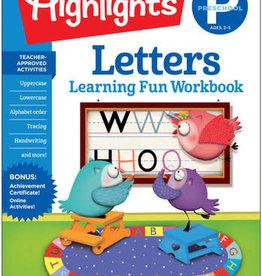 Highlights Preschool Letters