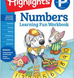 Highlights Preschool Numbers