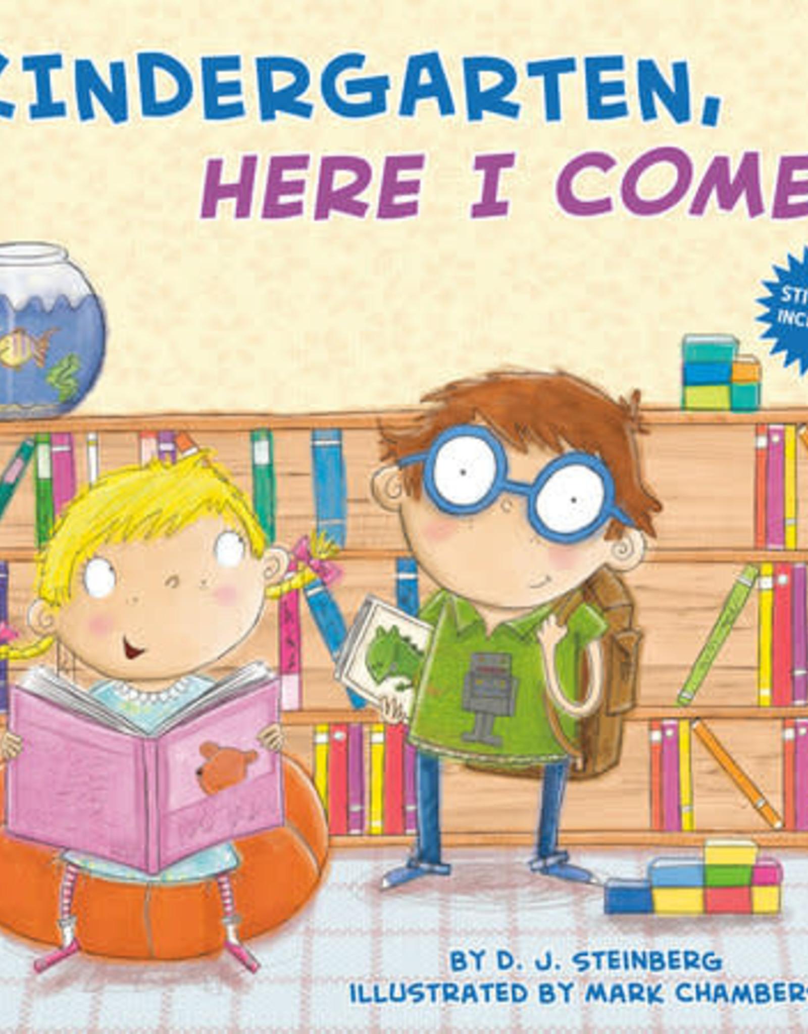 Kindergarten Here I Come!