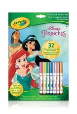 Crayola Crayola Colouring & Activity Pad - Disney Princess