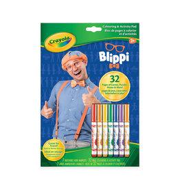 Crayola Crayola Colouring & Activity Pad - Blippi