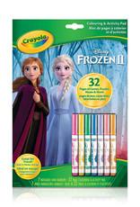 Crayola Crayola Colouring & Activity Pad - Frozen 2