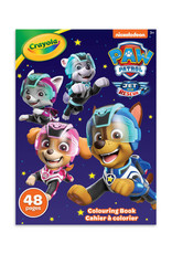 Crayola Paw Patrol Colouring Book 48 pgs Jet to the Rescue