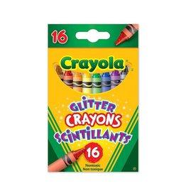 Crayola Crayola Glitter Crayons, 16 ct