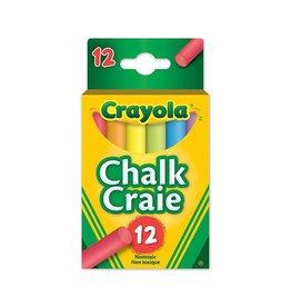 Crayola Crayola Chalk - 12 pcs