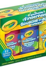 Crayola Crayola Washable Fingerpaint