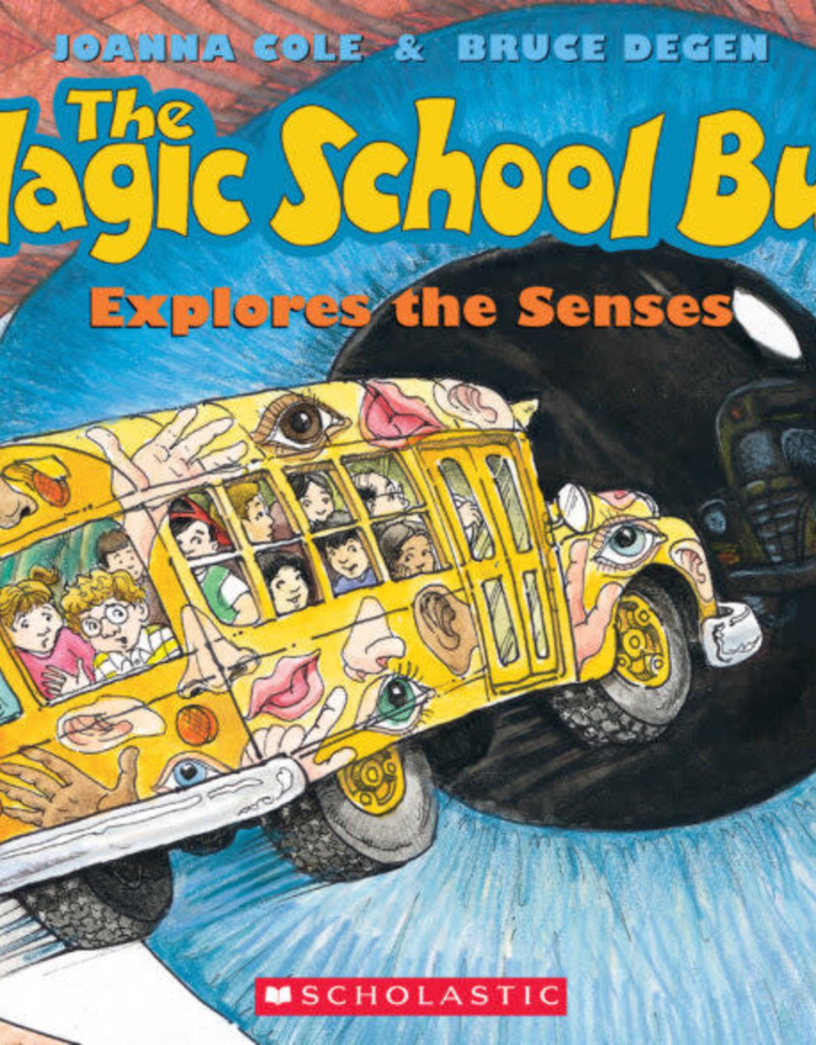 Magic School Bus: Explores the Senses