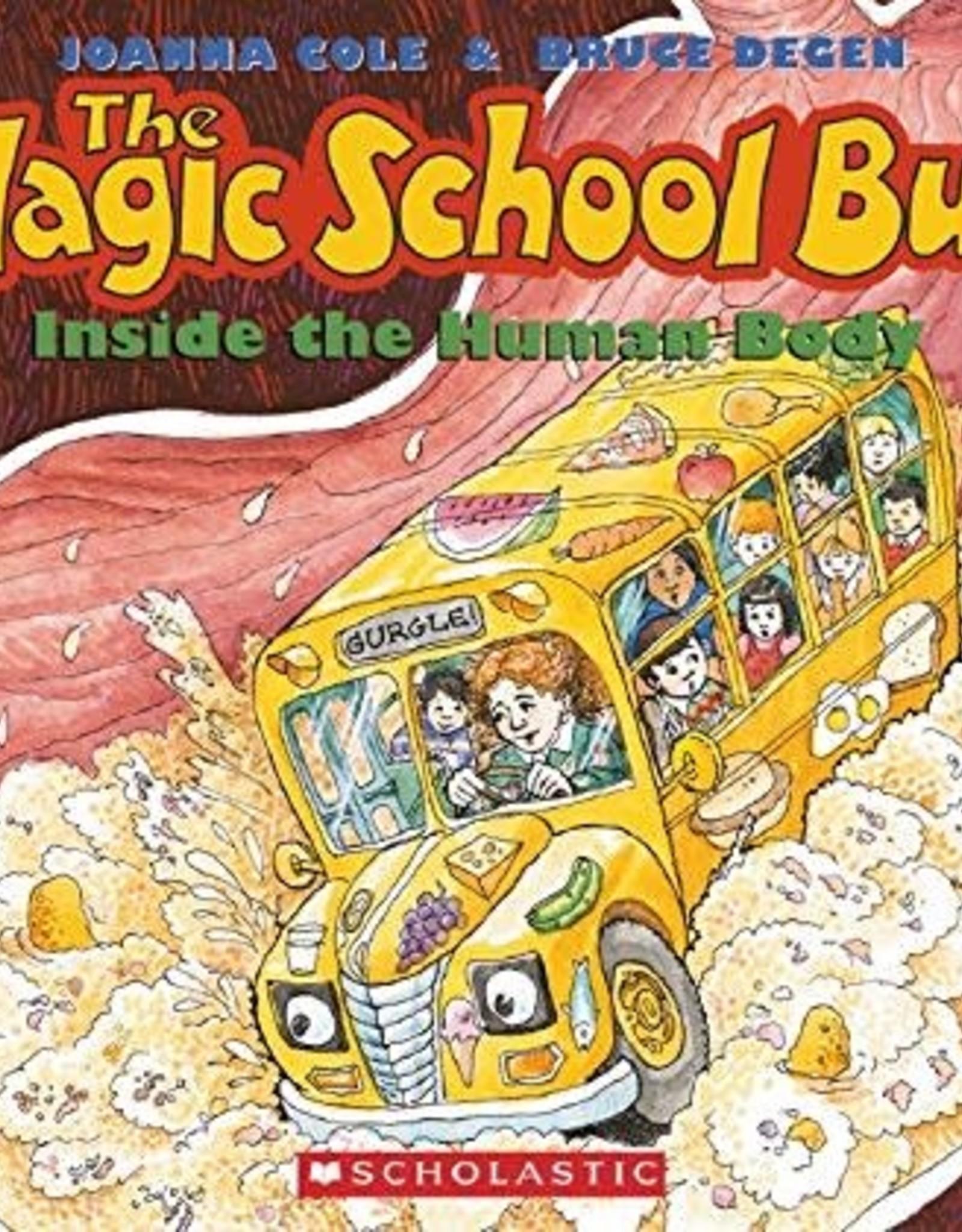 Magic School Bus: Inside the Human Body
