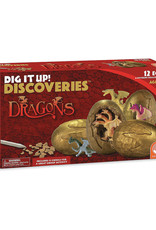 MindWare Dig It Up Dragon Eggs - Set of 12