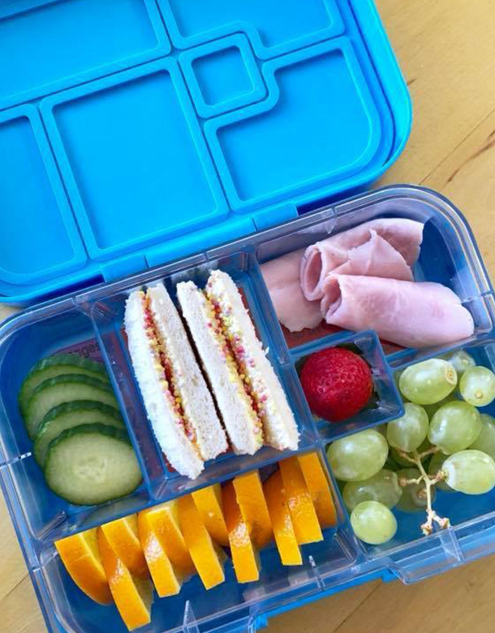 Munchbox Munchbox Bento Maxi 6 - Blue Ocean
