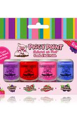Piggy Paint Piggy Paint Scented Nail Polish - 4 Pack