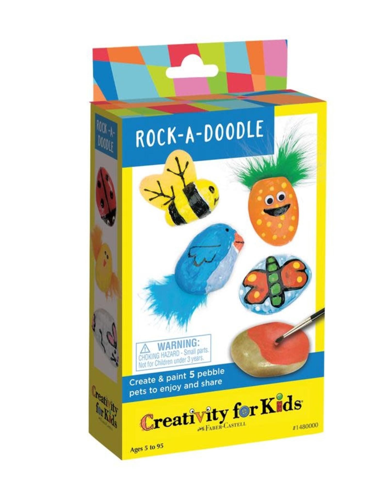 Creativity For Kids Rock-A-Doodle Mini Kit