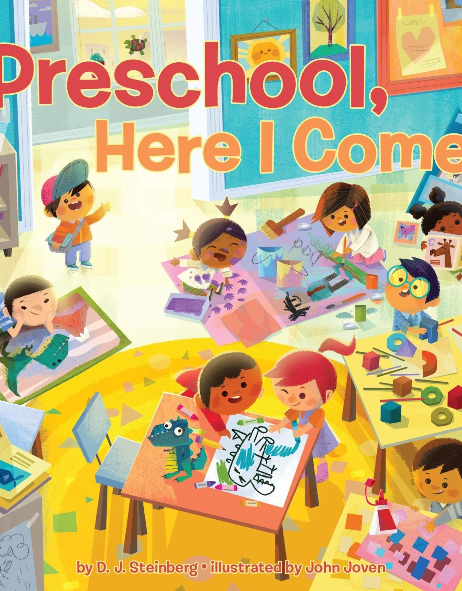 Preschool, Here I Come! (paperback)